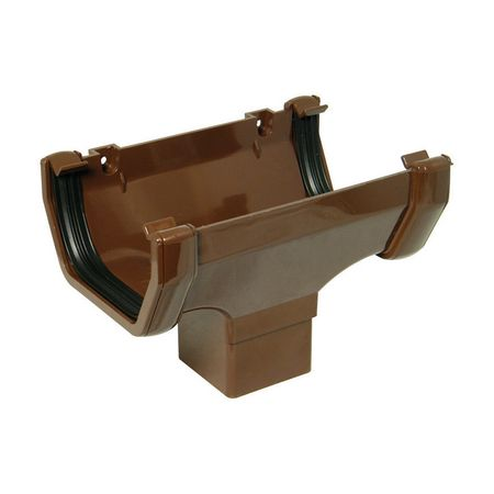 ROS1 114mm Square Running Outlet