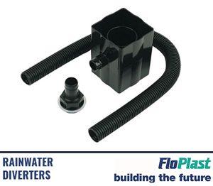 Rainwater Diverters