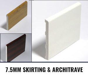 7.5mm Skirtings