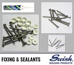 Fixing & Sealants