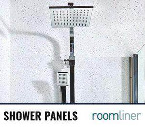 Roomliner Shower Panels